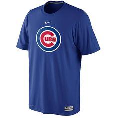 Chicago Cubs Men's AC Dri-Fit Legend Practice T-Shirt by Nike - MLB.com Shop