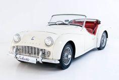 1962 Triumph TR3 A   #auto