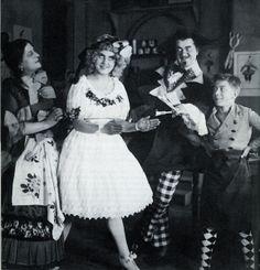 Marga Köhler, Ossi Oswalda, Victor Janson, Gerhard Ritterband Die Puppe (1919)