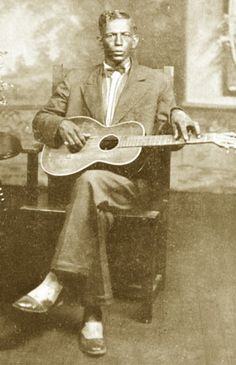 Charley Patton, father of the Mississippi Delta Blues