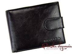 Men wallet - black #menswallet #wallets #fashion #leather