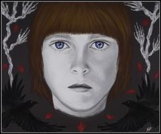 Bran Stark (art by Anastasia Robozeeva)