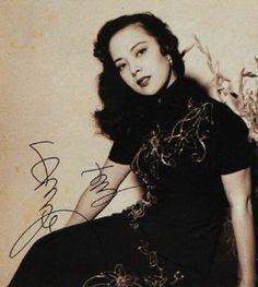 李香蘭·山口淑子·Ootaka Yoshiko·Shirley Yamaguchi (How come you have so many names...)