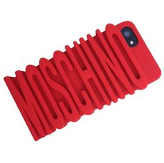 MOSCHINO CASE IPHONE 5/5S