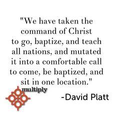 David Platt- Radical
