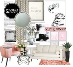 """""""Project Decorate"""" by bamaannie on Polyvore"""