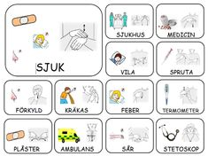 Toddler Busy Bags, Toddler Art, Letter G Activities, Sign Language Book, Learn Swedish, Swedish Language, Receptive Language, Pipe Cleaner Crafts, Preschool Songs