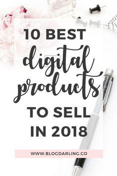 Digital products to sell   Digital product ideas   Make money online   Passive income