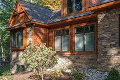 Craftsman Exterior - Front Elevation Plan #1057-1 - Houseplans.com