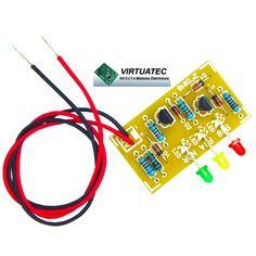 Medidor de bateria 12V