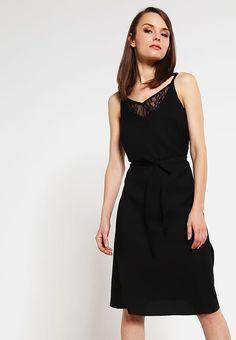 Sukienka letnia - black - Zalando.pl