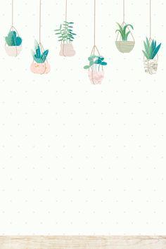 phone wallpaper cactus handyhintergrundbild blank cactus frame design vector premium image by raw Cute Patterns Wallpaper, Pastel Wallpaper, Cute Wallpaper Backgrounds, Wallpaper Iphone Cute, Flower Backgrounds, Aesthetic Iphone Wallpaper, Aesthetic Wallpapers, Phone Backgrounds, Kaktus Illustration