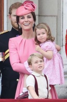 PRINCESS CHARLOTTE'S HAIR IS GETTING LONG....... WONDER IF SHE'S EVER HAD IT CUT ???.............ccp