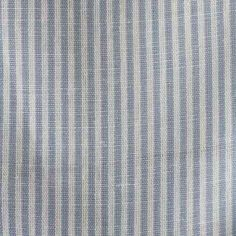 Striped fabric is typical for the Gustavian style