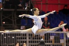 Larisa Iordache, Romania. Such poise! And talent! She's a young woman to watch for years to come!