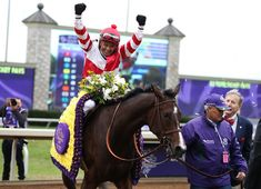 Unbeaten champion and'TDN Rising Star' Songbird(Medaglia d'Oro) will be forced to miss the May 6 GI Kentucky Oaks, owner Rick Porter announced Sunday evening.