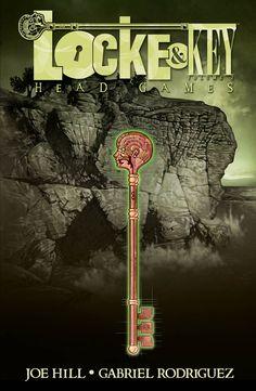 Locke & Key: Vol II - Head Games by Joe Hill, Illustrated by Gabriel Rodriguez