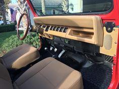 1999 Jeep Wrangler, Jeep Xj, Jeep Truck, Jeep Gear, Offroader, Cool Jeeps, Truck Interior, Jeep Accessories, American Motors