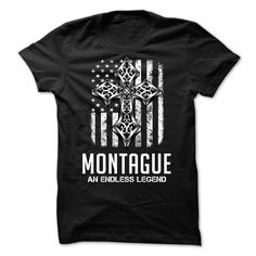 [Love Tshirt name font] MONTAGUE An Endless Legend Discount 15% Hoodies, Funny Tee Shirts
