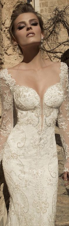 Navona - Galia Lahav Haute Couture featuring the La Dolce Vita Collection