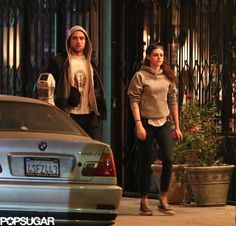 Exclusive Photos | Kristen Stewart & Robert Pattinson are inseparable in LA. Get the photos here!