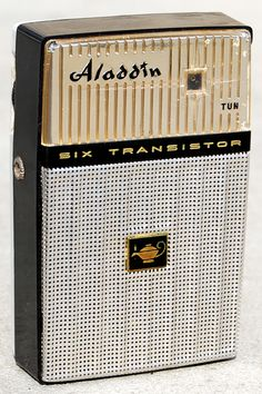 Transistor Radio, 1960's ~~~ Set on AM 890 - WLS (Chicago) ~~~ Yeah baby!! :D Brought the Beatles, Wilson Pickett, The Kinks and all the other much loved groups to my little ears!
