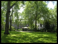 Bedford Square - W1 by Ant Romaniuk
