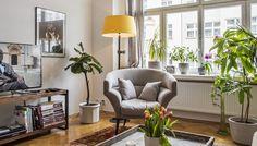 Interiér: Babička, jazz, pohoda :-) Lounge Chair, Decor, Furniture, Kitchen, Chair, Home, Recliner Chair, Lounge, Home Decor