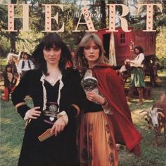 Heart (Ann and nancy Wilson)