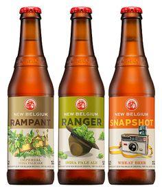 New Belgium Bottles: http://www.ohbeautifulbeer.com/2014/02/new-belgium-packaging-update/