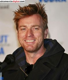 Ewan. Moulin Rouge really did it for me. AMAZING voice!!