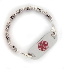 Karma Connection Medical ID Bracelet
