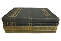 History of Furniture Books Set of Four $1,199.00