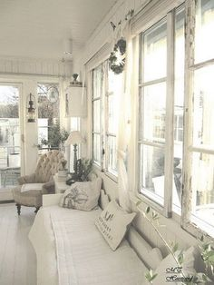 Romantic Shabby Chic Cottage Decoration Ideas 20