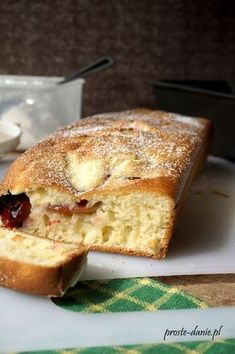 bezglutenowe ciasto ze śliwkami gotowe w 5 minut