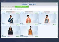 Mod The Sims - Reduced Townie Generating #Sims4