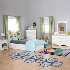 ZooYoo 1X Vinyl Wall Decals for Kids Room Wall Decoration Sticker Wallpaper Room Decor 58cm145cm Blue ** Check this awesome product by going to the link at the image.