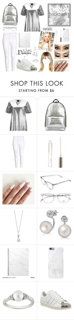 """Backpacks - (we LOVE fashion)"" by amber-the-stylist ❤ liked on Polyvore featuring McQ by Alexander McQueen, 3.1 Phillip Lim, H&M, Olsen, Boohoo, Elements, Bling Jewelry, Native Union, Ice and adidas"