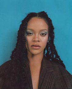 Rihanna Allure magazine shoot for Fenty Beauty Moda Rihanna, Style Rihanna, Bad Gal, Beauty Awards, Black Is Beautiful, Black Girl Magic, Pretty People, Beautiful People, Hair Inspiration