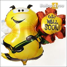 Gute Besserung Biene