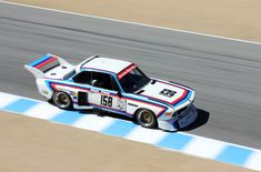3.0 CSL in race livery