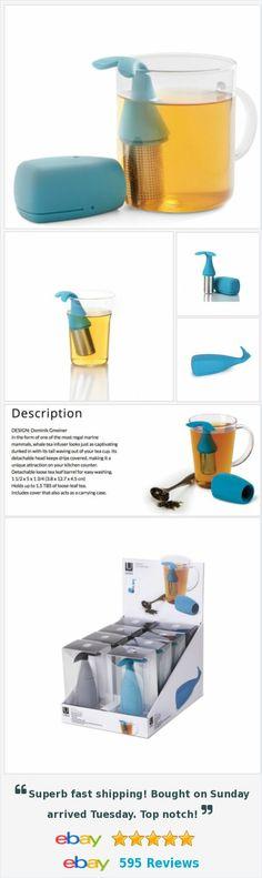 #whale #tea infuser tea strainer brewer #noveltygift #design teal turquoise. http://www.ebay.com/itm/Blue-Whale-Tea-Infuser-Tea-Strainer-Brewer-novelty-gift-design-Teal-Turquoise-/182198514933