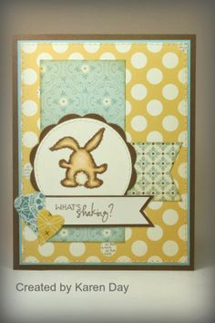Patterned papers are Farmhouse, October Afternoon; Cardstock is Chocolate, Crystal Blue & Colonial White, CTMH; Ink is Rich Cocoa, Memento; ...