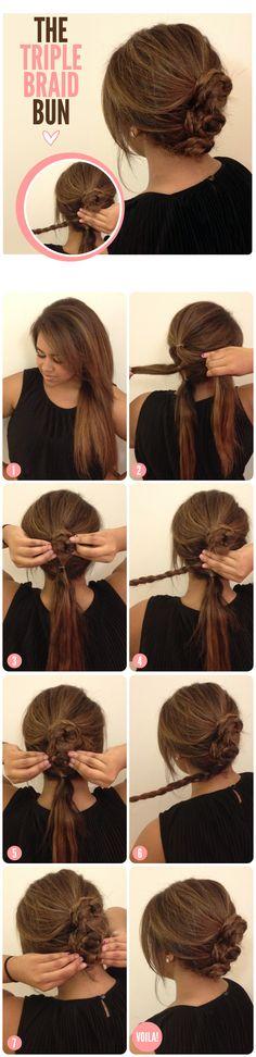 15 Easy and Pretty Braid Tutorials - Pretty Designs