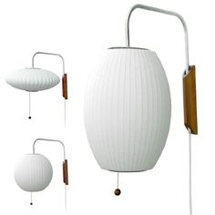 MODERNICA George Nelson Bubble Lamp Sconce