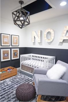 Contemporary Nursery Ideas | Luxury Nursery Furniture Liapela.com