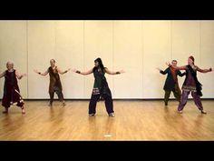 """▶ Senior Citizen""""Golden Years"""" Bollywood - Indigo Dance Evolution Academy, NC USA - YouTube"""