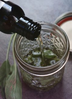 Make Your Own Herb-Infused Body Oil   Free People Blog #freepeople