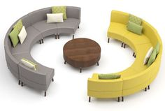Modular, Lounge and Beam   Modular   Laguna  Looking for something unique, comfortable, and versatile? Check out Laguna!!!