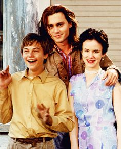 What's Eating Gilbert Grape, film, 1990s, 90s, johnny depp, leonardo dicaprio, juliet lewis